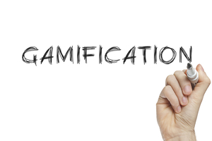 Hand writing gamification